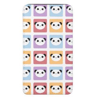 El estallido multicolor de la panda de Kawaii Funda Para Galaxy S5