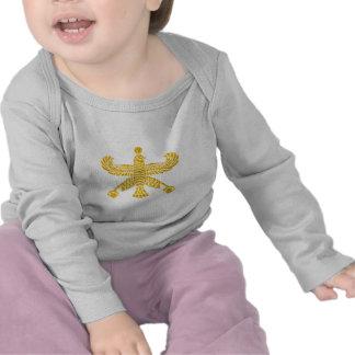El estándar persa de Cyrus el grande Camiseta