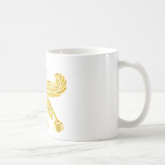 El estándar persa de Cyrus el grande Taza De Café