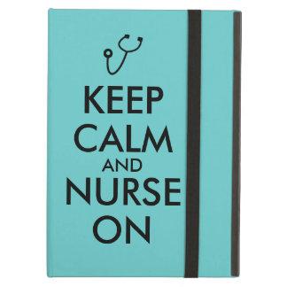 El estetoscopio del regalo de la enfermera guarda