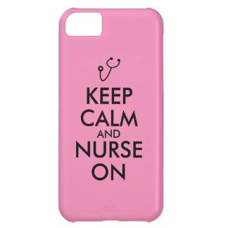 El estetoscopio del regalo de la enfermera guarda funda para iPhone 5C