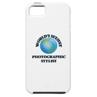 El estilista fotográfico más atractivo del mundo iPhone 5 protector