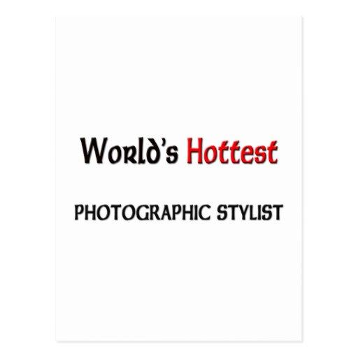 El estilista fotográfico más caliente de los mundo postal