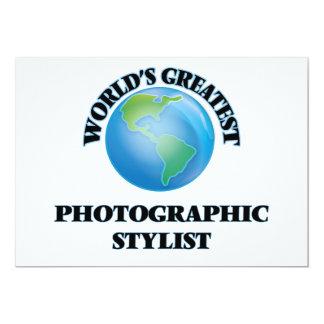 El estilista fotográfico más grande del mundo anuncio
