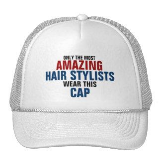 El estilista más asombroso del mundo gorras de camionero