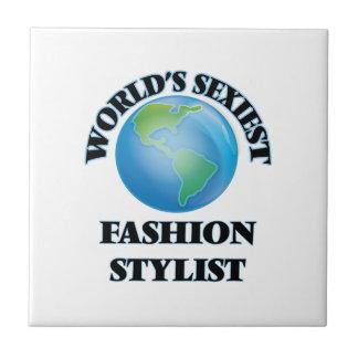 El estilista más atractivo de la moda del mundo teja