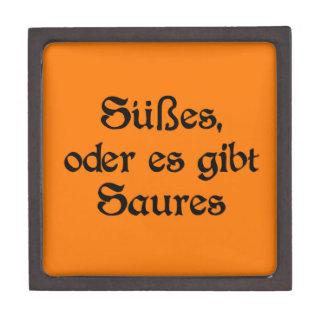 El estilo alemán de Halloween celebra Cajas De Joyas De Calidad