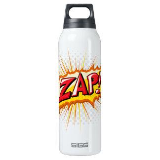 ¡El estilo cómico del arte pop Zap!