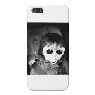 El estilo de Shiloh iPhone 5 Funda
