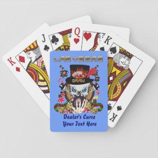 El estilo de Vegas fijó 1 visión sobre diseño Baraja De Cartas