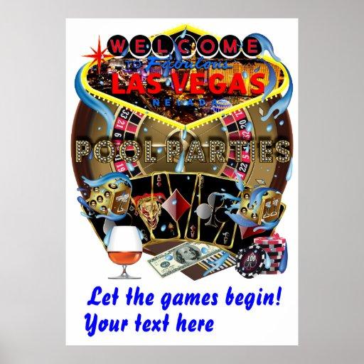 El estilo del casino de Vegas ve por favor notas Impresiones
