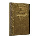 El estilo del libro viejo de Calabria personaliza