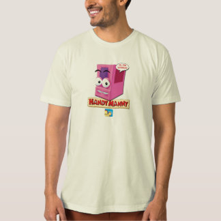 El estiramiento Disney de Manny práctico Camisas
