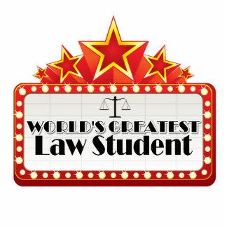 El estudiante de Derecho más grande del mundo Esculturas Fotograficas