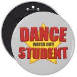 ¡El estudiante de la danza… tiene cuidado! Pins