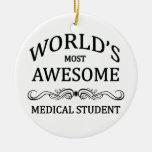 El estudiante de medicina más impresionante del mu ornato