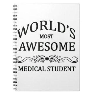El estudiante de medicina más impresionante del mu libros de apuntes