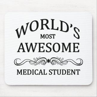 El estudiante de medicina más impresionante del mu alfombrillas de ratón