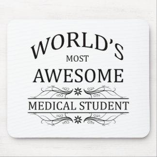 El estudiante de medicina más impresionante del mu tapetes de raton