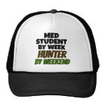 El estudiante del MED ama el cazar Gorras