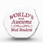 El estudiante más impresionante del MED del mundo