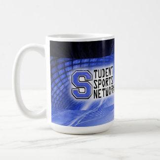 El estudiante se divierte la taza de café oficial