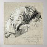 El estudio de Ambroise pela Póster