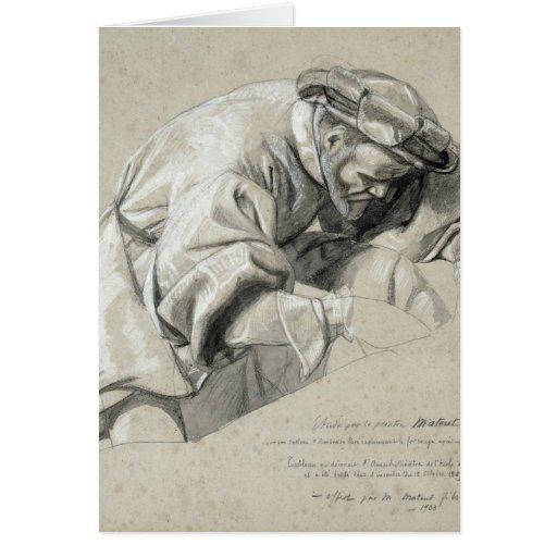 El estudio de Ambroise pela Tarjeta De Felicitación