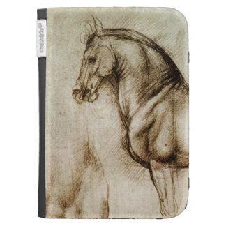 El estudio del caballo de da Vinci enciende la caj