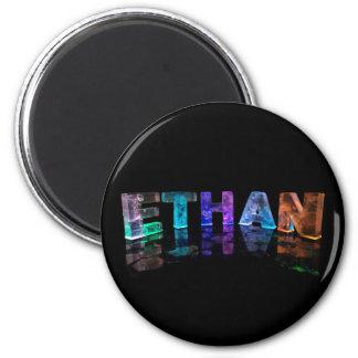 El Ethan conocido en 3D se enciende (la fotografía Iman De Nevera
