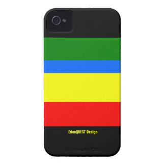 El etíope Case-Mate iPhone 4 carcasas