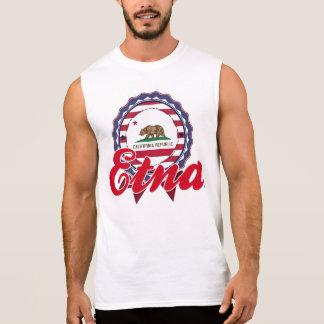 El Etna, CA Camisetas Sin Mangas
