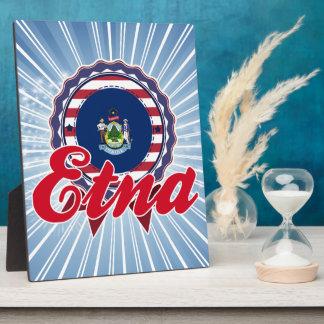 El Etna, YO Placas Para Mostrar