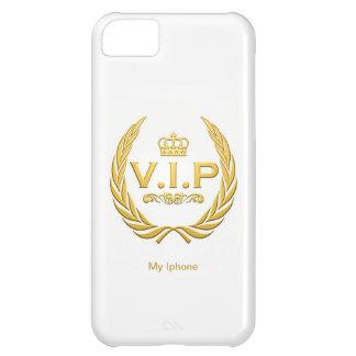 El Etui vierte Iphone VIP modelo
