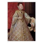 El Eugenia de Isabel Clara de la infanta con Tarjeta