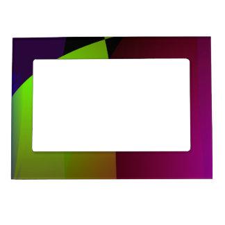 El europeo da fruto arte mínimo marcos magneticos de fotos