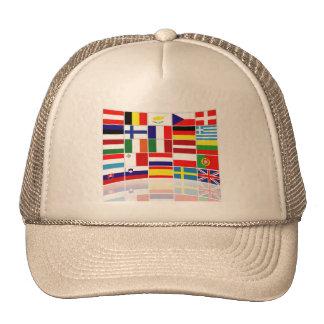 EL EUROPEO SEÑALA EL GORRA POR MEDIO DE UNA