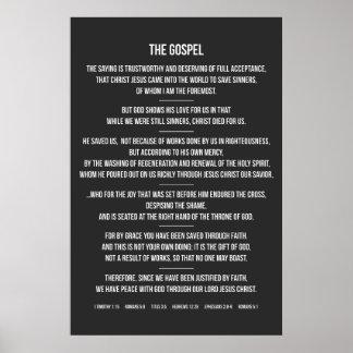 El evangelio póster