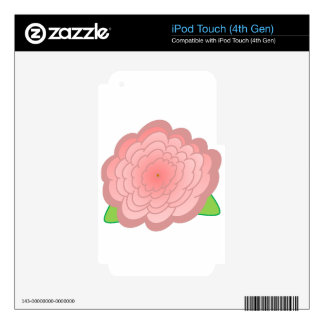 el everthing es roses-page0001.jpg que sube iPod touch 4G skin
