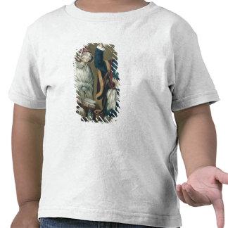 El examen de la orina camiseta