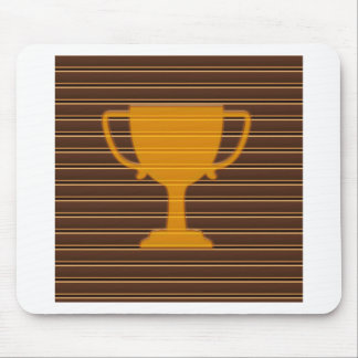 El éxito NVN278 del ganador de la taza del premio  Alfombrilla De Ratones