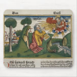 El éxodo 34 1-10 Moses recibe las segundas tableta Tapetes De Raton