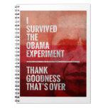 El experimento de Obama Libretas Espirales