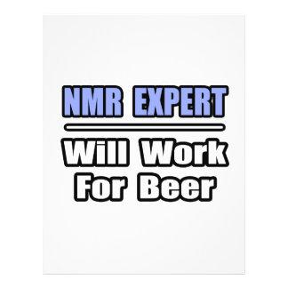 El experto del RMN… trabajará para la cerveza Tarjetas Publicitarias