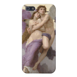 El éxtasis del caso del iPhone 4 de la psique iPhone 5 Carcasa