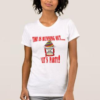 ¡El éxtasis… nos dejó ir de fiesta la camisa!