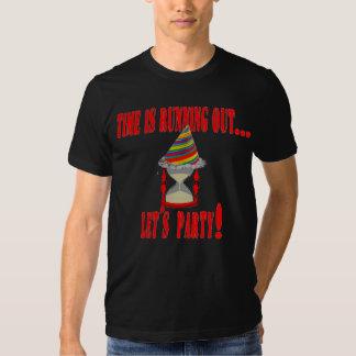 ¡El éxtasis… nos dejó ir de fiesta la camisa! Poleras