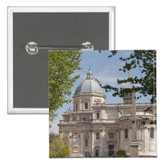 El exterior de la iglesia de Maria Maggiore del sa Pin