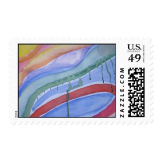 el extracto ahora sella timbres postales