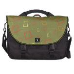 El extracto ajusta el bolso del viajero del ordena bolsas de ordenador
